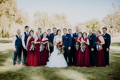 03809--©ADHphotography2018--NathanKaylaKetzner--Wedding--October20