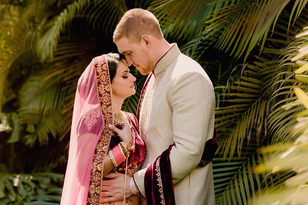 Nav & Scott - Wedding