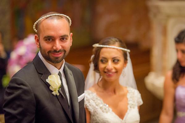 Nectaria & Jason's Wedding Ceremony