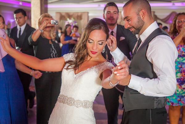 Nectaria & Jason's Wedding Reception