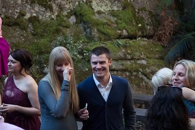 Aaron and Lara