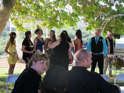 Nelda and Darrel's Wedding