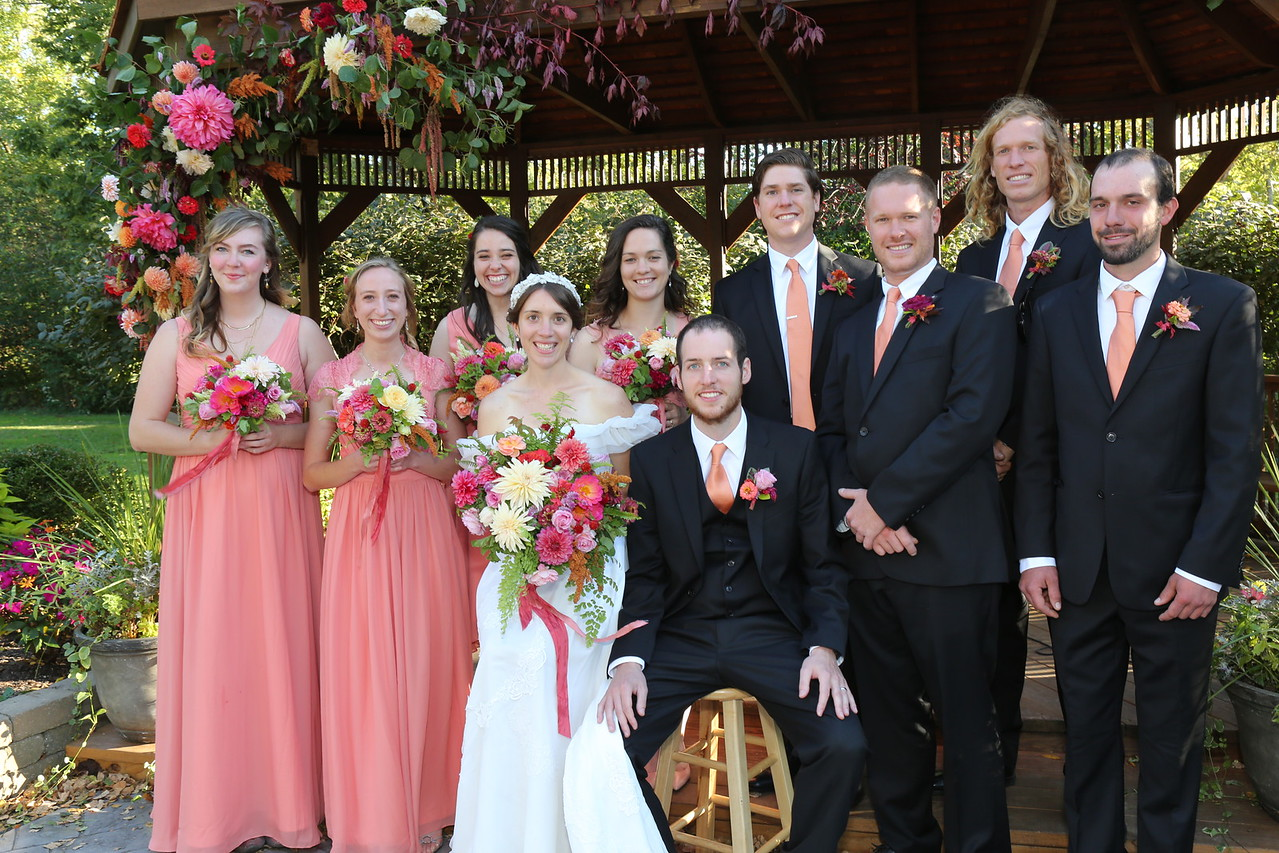 Bridal Party & Groomsmen