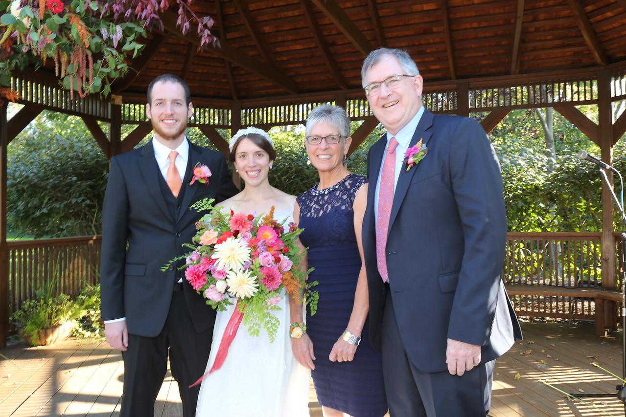 Joel, Nellie, Barb, Gary