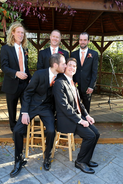 Brotherly Love & the Groomsmen