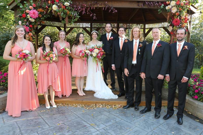 Bridal Party & Groomsmen