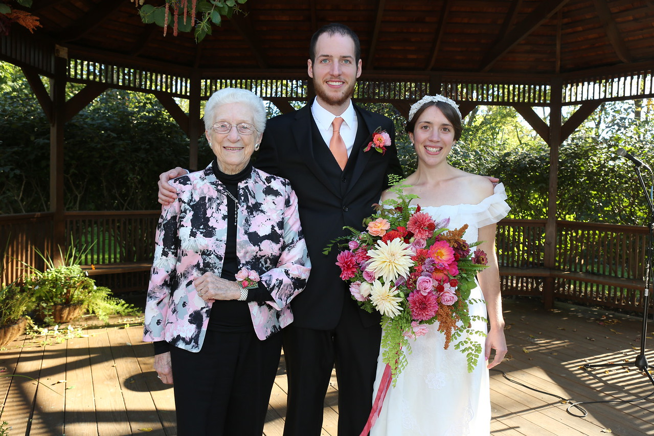 Grandma Lahman, Joel, Nellie