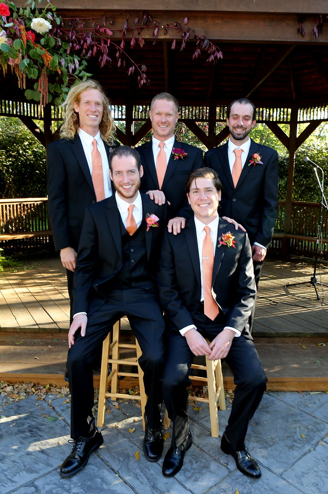 The Grooms-men