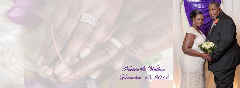 Nerissa | Wallace Wedding Album