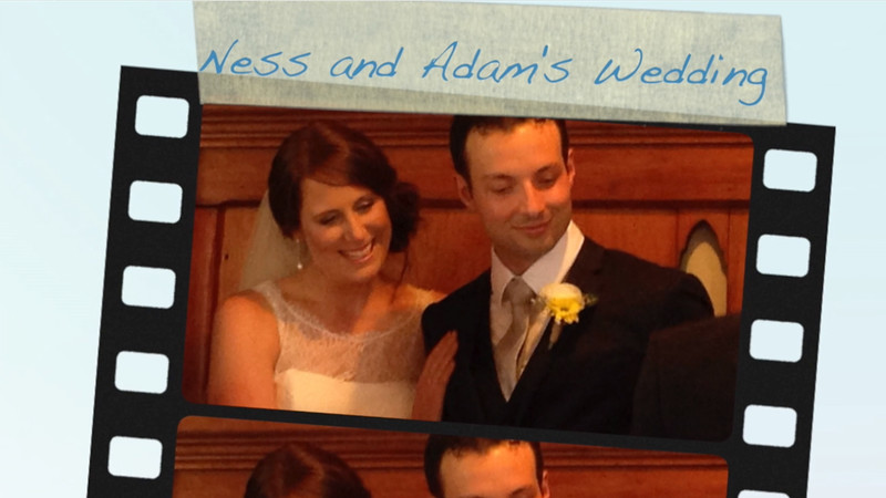Ness & Adam  - Extended Wedding Day