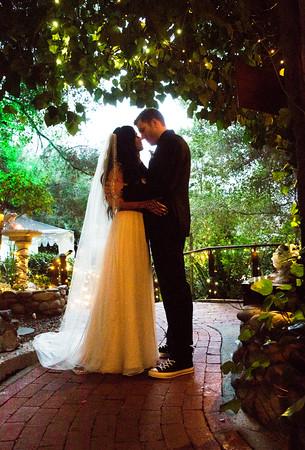 Neva + Eric Wedding