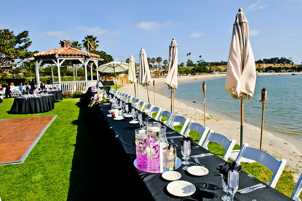 Newport Dunes weddings