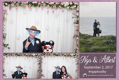 Nga & Albert Wedding - September 2, 2017