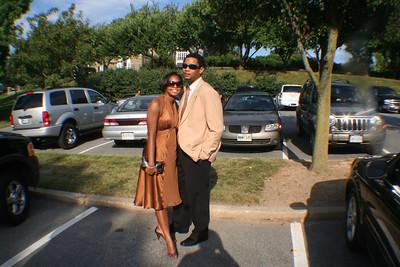Nia and James 7-19-09
