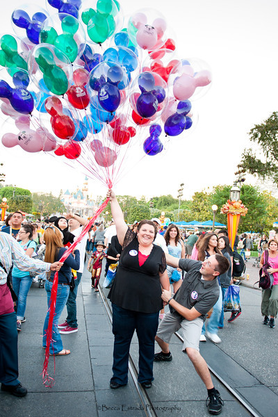 Engagement at Disneyland - Nichole and James - Becca Estrada Photography-25