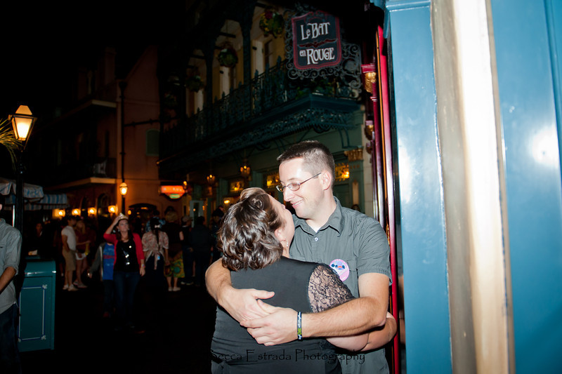 Engagement at Disneyland - Nichole and James - Becca Estrada Photography-49