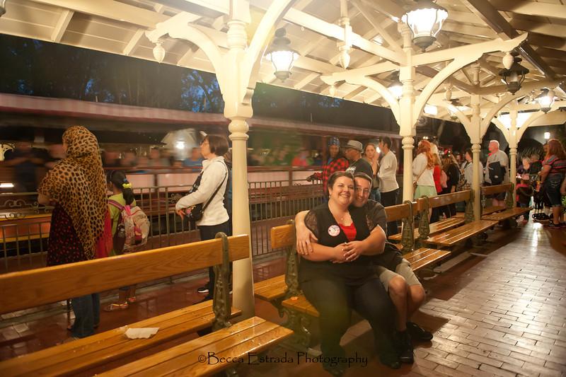 Engagement at Disneyland - Nichole and James - Becca Estrada Photography-55