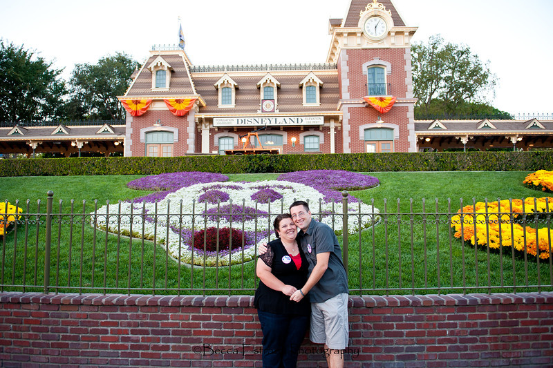 Engagement at Disneyland - Nichole and James - Becca Estrada Photography-13
