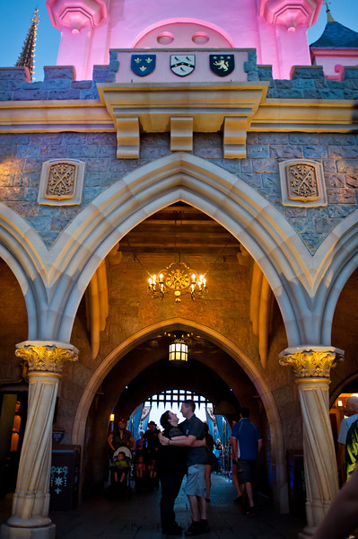 Engagement at Disneyland - Nichole and James - Becca Estrada Photography-43