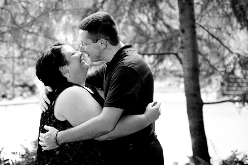 Engagement in Downtown Disney - Nichole and James - Becca Estrada Photography-14