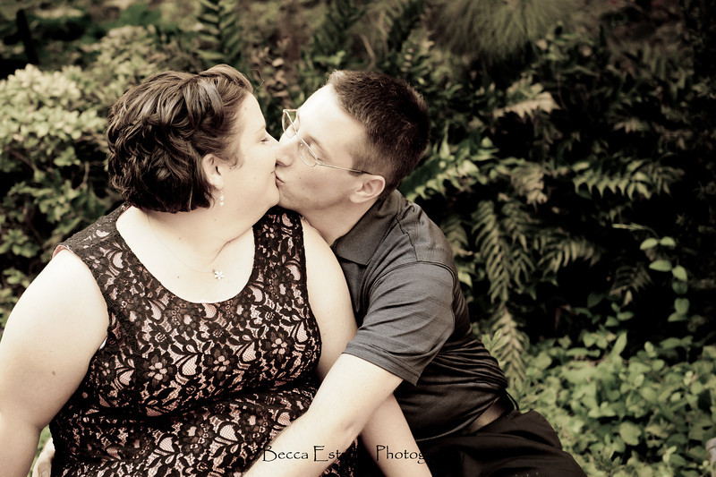 Engagement in Downtown Disney - Nichole and James - Becca Estrada Photography-27