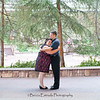 Engagement in Downtown Disney - Nichole and James - Becca Estrada Photography
