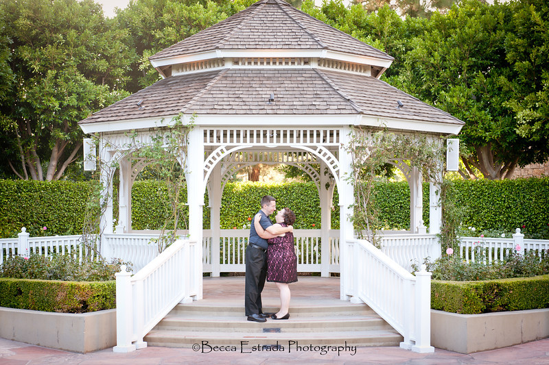 Engagement in Downtown Disney - Nichole and James - Becca Estrada Photography-67