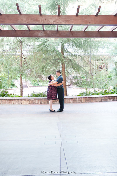 Engagement in Downtown Disney - Nichole and James - Becca Estrada Photography-2