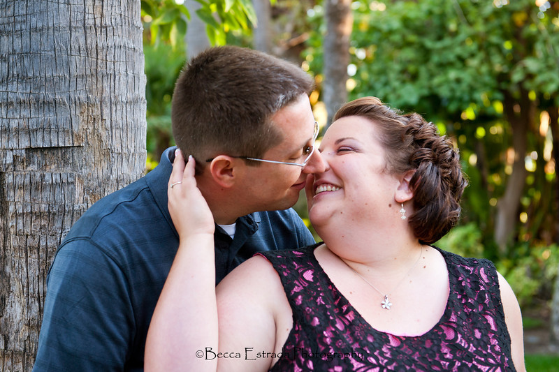 Engagement in Downtown Disney - Nichole and James - Becca Estrada Photography-108