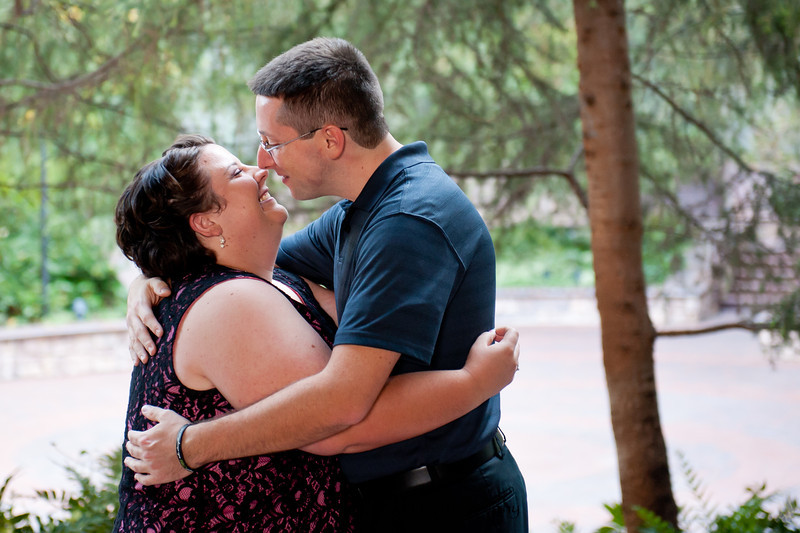 Engagement in Downtown Disney - Nichole and James - Becca Estrada Photography-13