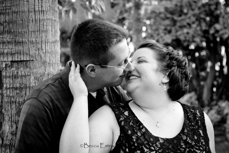 Engagement in Downtown Disney - Nichole and James - Becca Estrada Photography-109