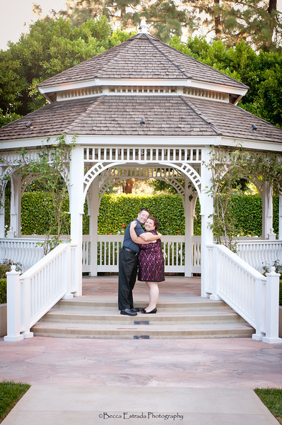 Engagement in Downtown Disney - Nichole and James - Becca Estrada Photography-69
