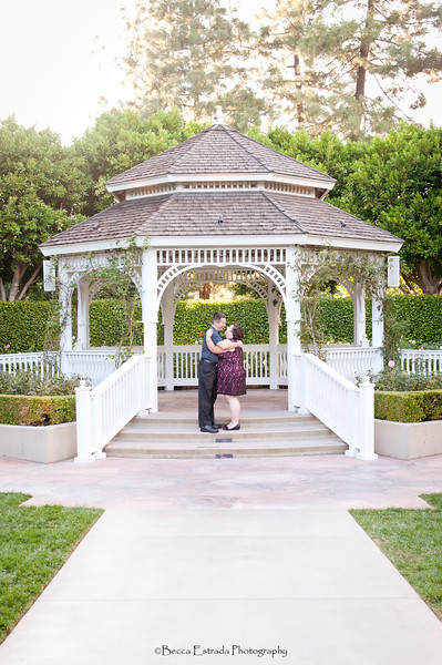Engagement in Downtown Disney - Nichole and James - Becca Estrada Photography-63