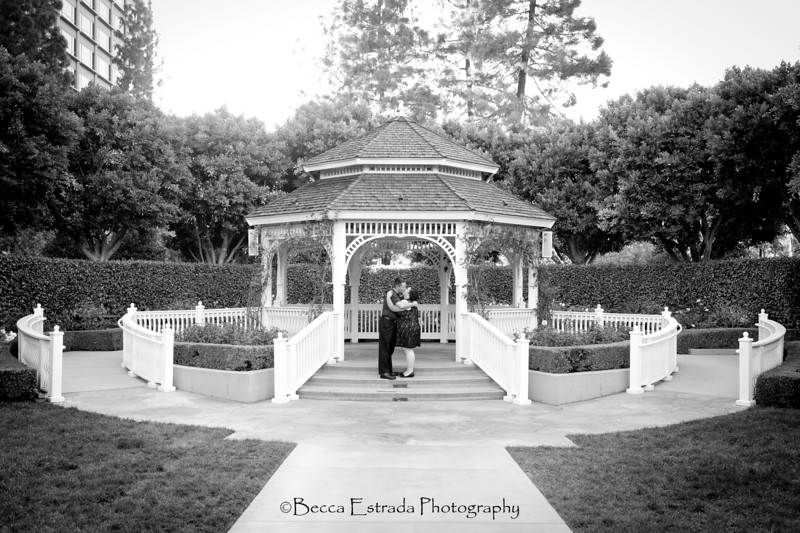 Engagement in Downtown Disney - Nichole and James - Becca Estrada Photography-65