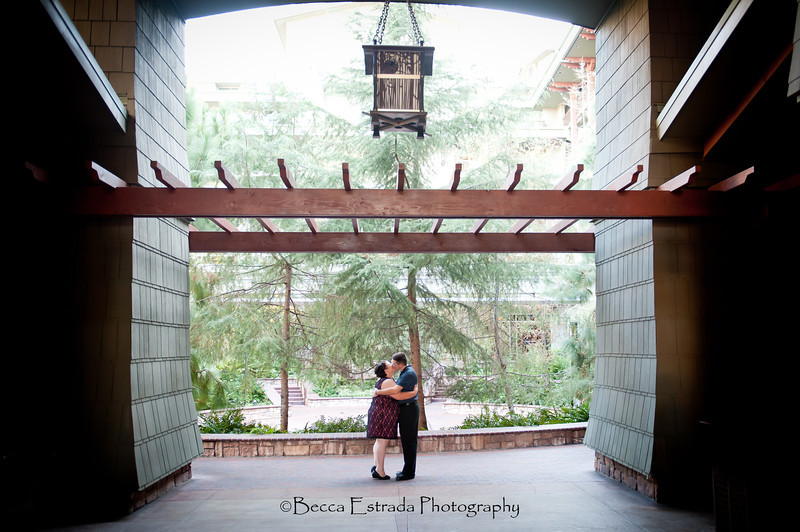 Engagement in Downtown Disney - Nichole and James - Becca Estrada Photography-10