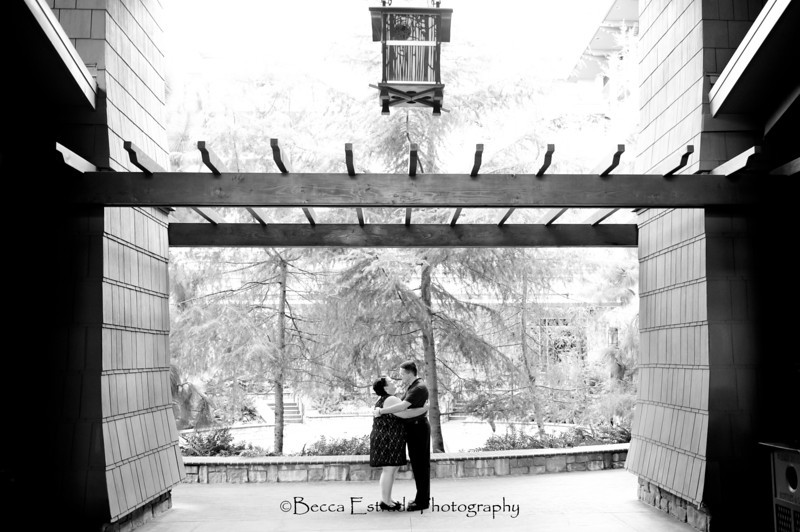 Engagement in Downtown Disney - Nichole and James - Becca Estrada Photography-8