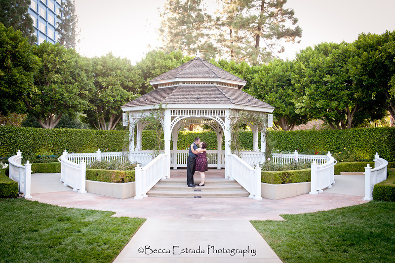 Engagement in Downtown Disney - Nichole and James - Becca Estrada Photography-64