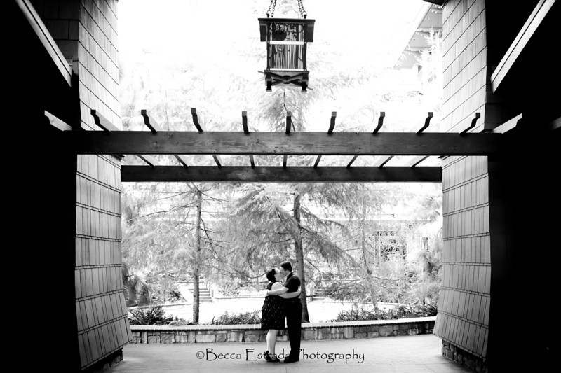 Engagement in Downtown Disney - Nichole and James - Becca Estrada Photography-9