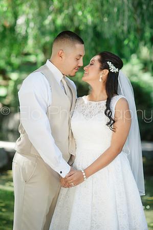 Nick & Evelyn Wedding