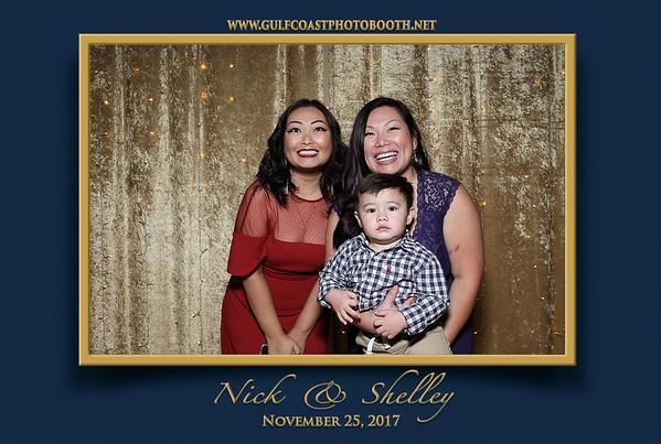 Nick & Shelley  Wedding 2017