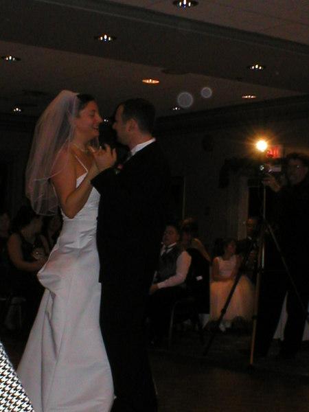 nick & vicki's wedding
