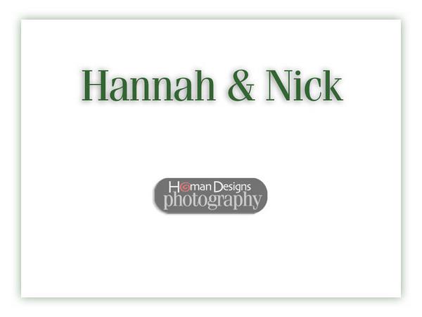 Nick and Hannah @ Camp Glisson, Georgia