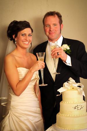 Nick and Lindsey E. Wedding