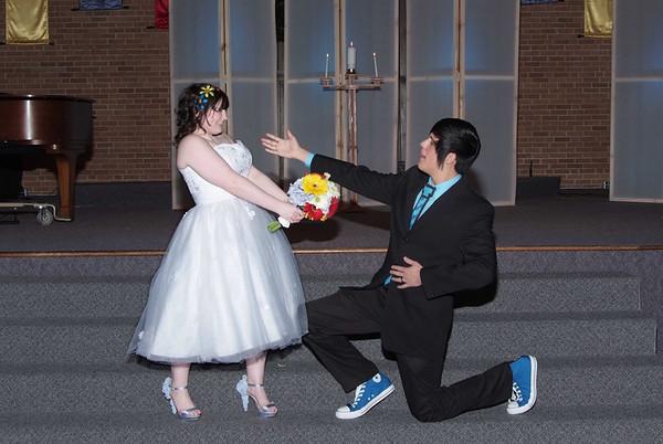Nick & Sarah Gonzalez