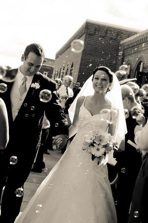 Nick & Jessica Smegner- Wedding 2010
