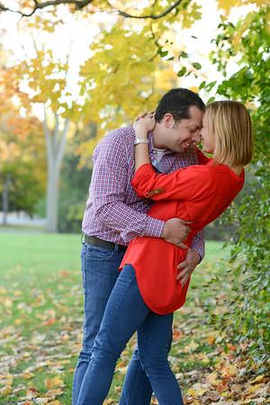Nicole & Adam Engagement