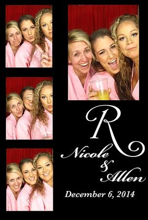 Nicole & Allen's Wedding