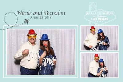 Nicole & Brandon 04-28-2018