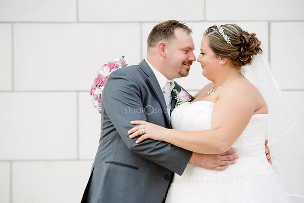 Nicole & Brian | Wedding | Risen Christ Lutheran Church, Sacred Heart Banquet Center