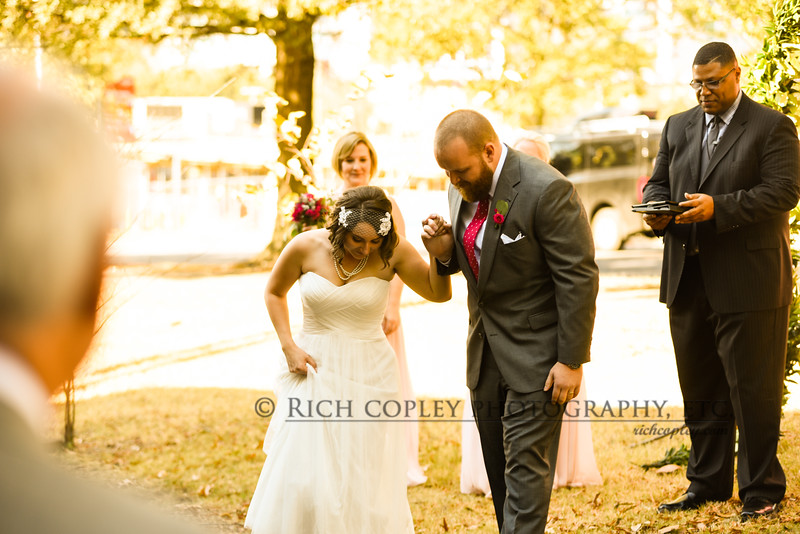 Nicole & Cooper's wedding in Nashville, Tenn., Oct. 29, 2016.